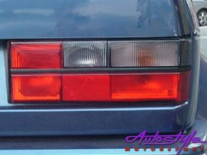 VW Golf MK1 Semi Smoked Tailights-0