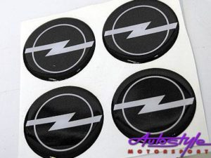 Wheel Decal Stickers for Opel (set of 4) -0