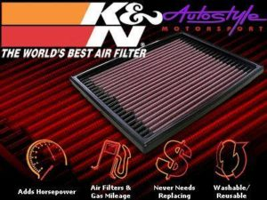 K&N 33-2078 Non-Orig Filter for BMW E34/M5 88-96-0