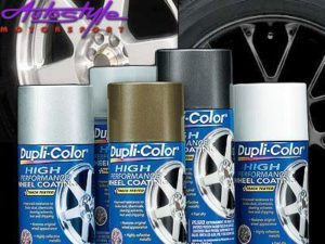 Duplicolor Wheel Coating Spray Silver-0