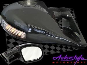 MIRROR ELECTRIC SPORT ASC-0