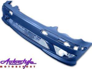 Plastic Sport Front Bumper-0