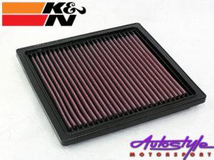 K&N 33-2104 Filter for Honda Civic/CRV/HRV 1.5/1.6/2.0 -0