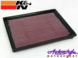 K&N 33-2209 Airfilter For Audi A4/S4/RS4 (8E/8H/B6B7) 00-08-0