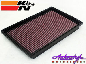 K&N 33-2649 Filter for Polo/Citi Life-0