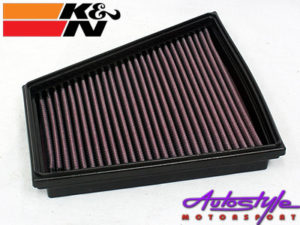 K&N 33-2830 Filter for Vw polo 1.4/1.8/1.9/2.0 Pet/TDI 01-08-0