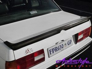 Suitable for S30 Type-3 Bootspoiler-0