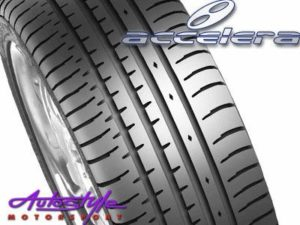 "255-40-18"" Accelera Tyres-0"