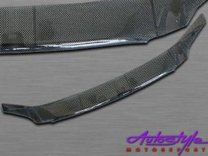 Ford Ranger 03-06/Mazda BT Carbon Bonnet Shield-0