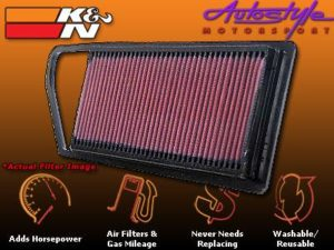K&N Peugeot 206/307 1.4D Air Filter-0