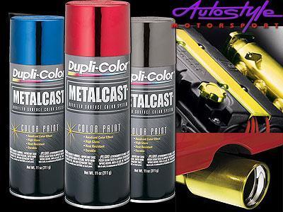 Duplicolor Metalcast Anodized Orange-0