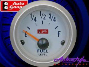 "Autogauge 2"" Fuel Level-0"