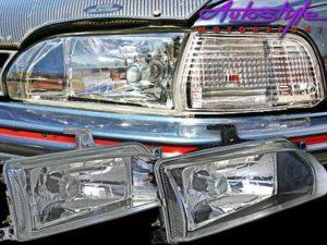 E8E9 Diamond Look Headlights-0