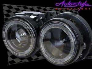 Angel Eye Headlights Smoked-0