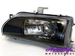 E8E9 Diamond Smoke Look Headlights-0