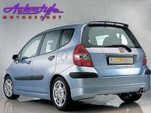 Honda Jazz Rear Apron -0