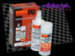 K&N air filter cleaner kit-0