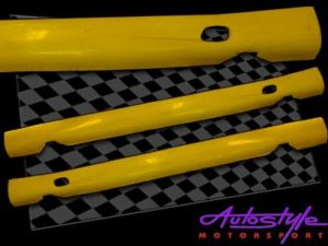 Ford Focus up to 2002 Side Skirts-0