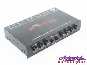 Audiobank 4 Band Equalizer -0