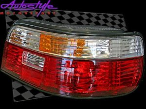 Toyota E8E9 Conquest Semi Clear Crystal Tailights