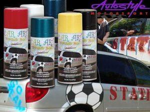Duplicolor Car Art Spray Red-0
