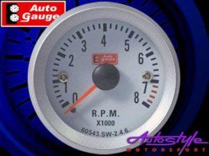 """Autogauge 2"""" Tachometre-0"""