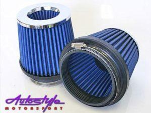 Simota Dual Cone Air Filter 115mm Inlet Diameter-0