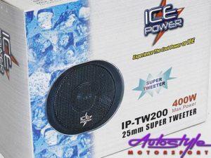 Ice Power 400w Tweeters-0