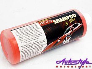 Evo Tuning Shampoo & Wax-0