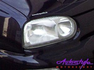 VW Golf Mk3 Dual Beam Replacement Headlamp (right)-0