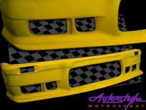 S3 Style Front Bumper Kit-0