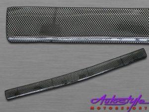 Nissan 1400 Bakkie Carbon Bonnet Shields-0