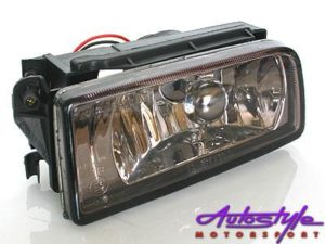 Smoked Crystal Foglights suitable to fit S36-0