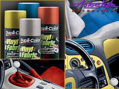 DUPLICOLOR vinyl paint White-0