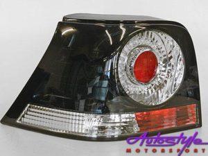 VW Mk4 Led Smoke Taillights-0