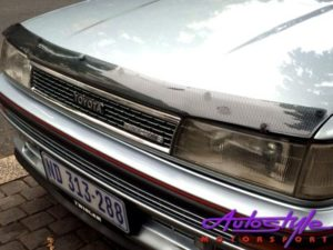 Toyota E8E9 Corolla or Conquest E8E9 Bonnet Guard (88-92)-0
