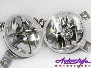 Golf 1 Crystal Spotlights with Crosshair -0