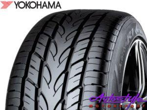 "225-40-18"" Yokohama A-Drive R1 Tyres"