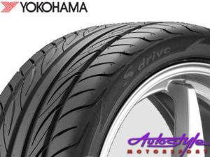 "235-35-19"" Yokohama S Drive AS01 Tyres"
