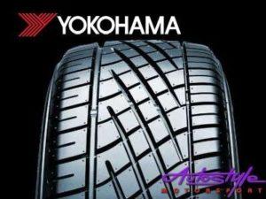 """195-45-15"""" Yokohama A539 Tyres-0"""