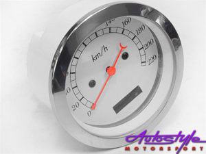 Autogauge Electrical 85mm Speedometer-0