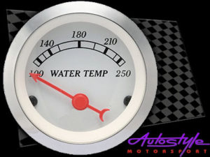 AutoGauge Water Temp 52mm-0