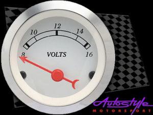 AutoGauge Volt AutoGauge CC Volt 52mm-0