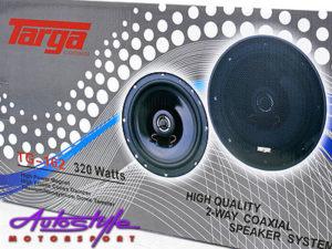 """Targa 6"""" 2way 320watt Mid Range Speaker-0"""