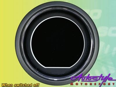 Autogauge EVO Oil Pressure Gauge 52mm-10175