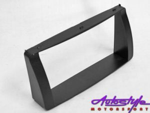 Toyota Run X Double Din Fascia Trimplate-0