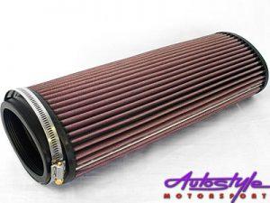 K&N Performance Flat Pad Air Filters for Non-Original 120D 1 Series-0