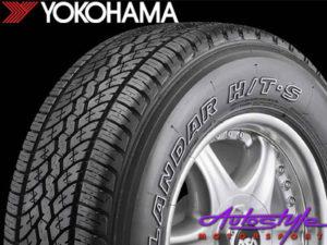 """265/70/16"""" Yokohama Tyres-15037"""