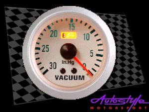 Autogauge 2inch Vacuum Gauge-0