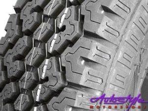 "195R15"" Dunlop Tyres-0"